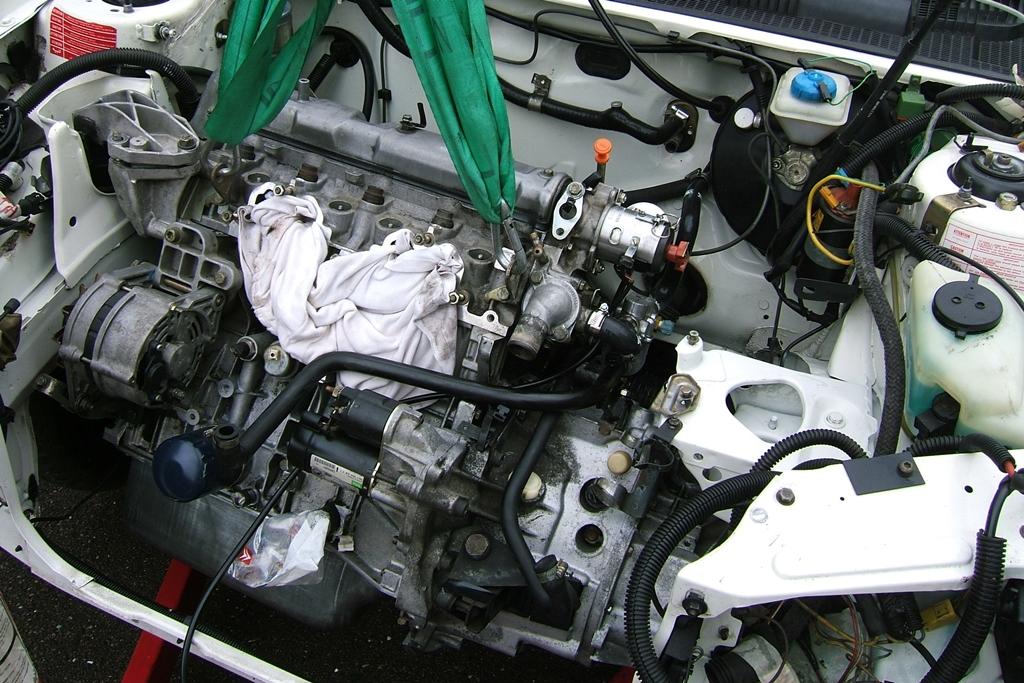 [90]  205 GTI 1L6 - 115cv - AM88 - Blanc Meije - Nouvelle Lionne au pays du Lion Dscf5028