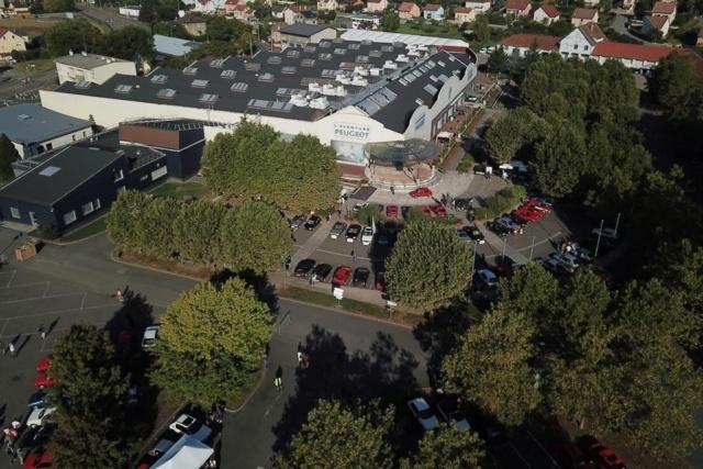 [25] Musée de l'Aventure Peugeot à Sochaux Messag11