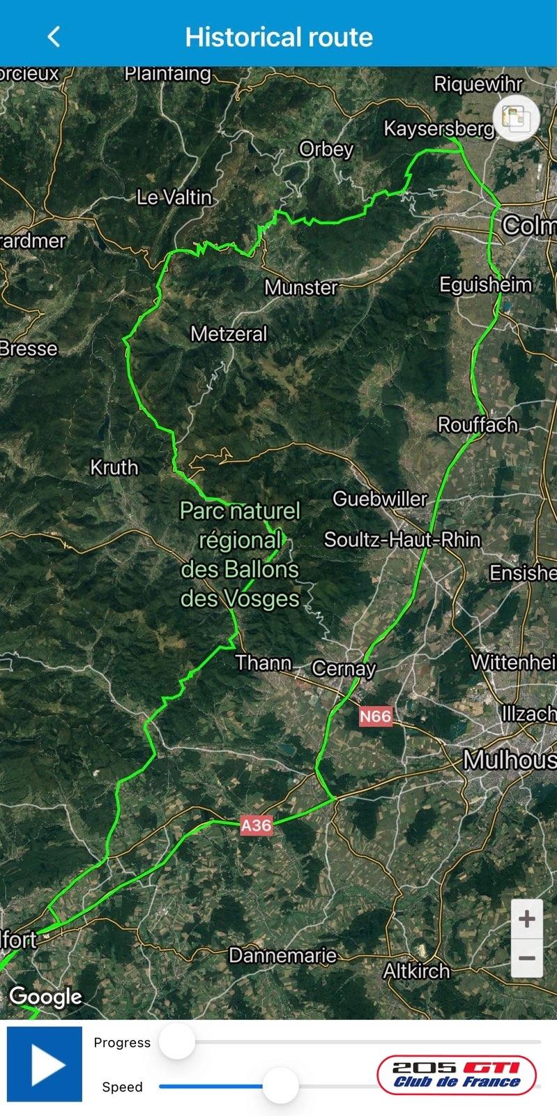 [68] En route pour une balade sur les sommets des Vosges - 18 Septembre 2021 Messag14