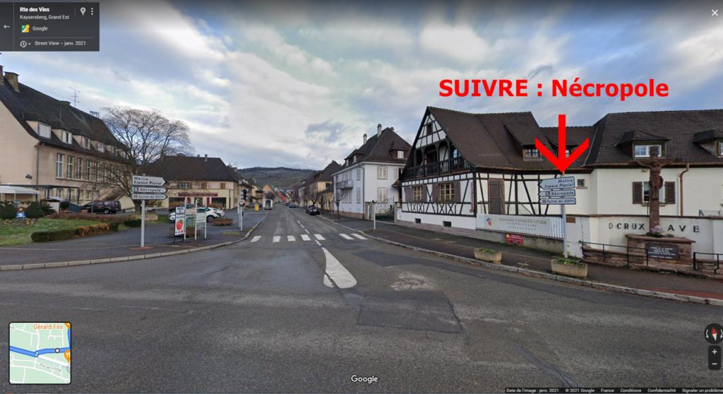 [68] En route pour une balade sur les sommets des Vosges - 18 Septembre 2021 Route10