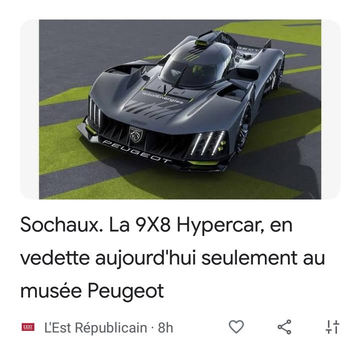 [25] Musée de l'Aventure Peugeot à Sochaux - Page 2 Screen11
