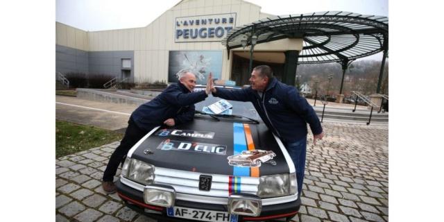 [25] Musée de l'Aventure Peugeot à Sochaux Title-10