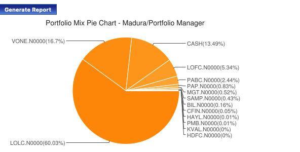 Madura takes the Portfolio Manager 2021 leadership with staggering 3.5bn Screen19