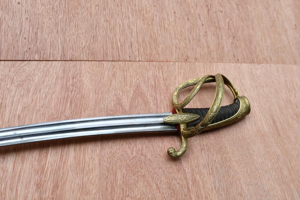 Sabre d'officier de cavalerie type an IX Dsc_5119