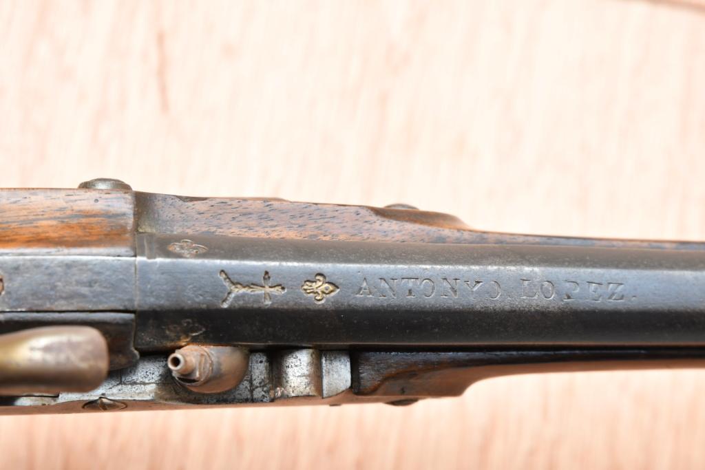 Carabine de chasse avec platine de la manufacture Impériale a Versailles Dsc_5138