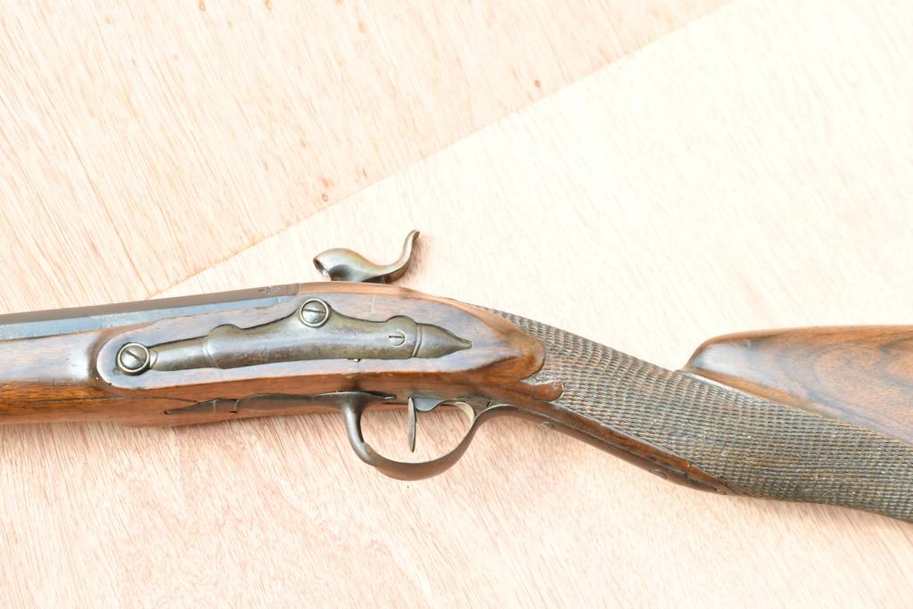 Carabine de chasse avec platine de la manufacture Impériale a Versailles Dsc_5140
