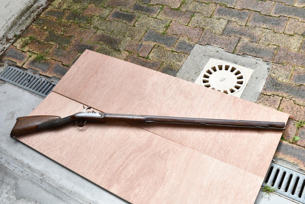 Carabine de chasse avec platine de la manufacture Impériale a Versailles Dsc_5141