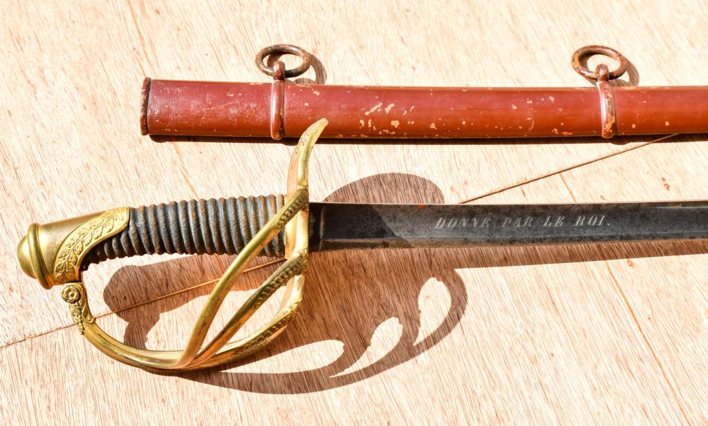 Sabre Mod. 1822 donné par le roi Dsc_5243