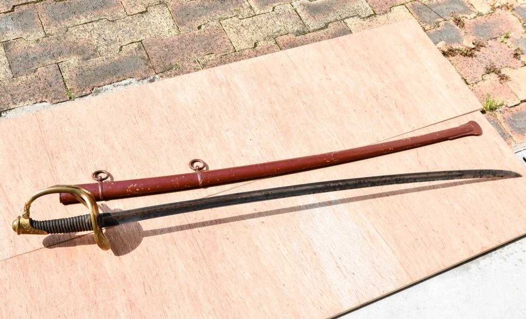 Sabre Mod. 1822 donné par le roi Dsc_5245