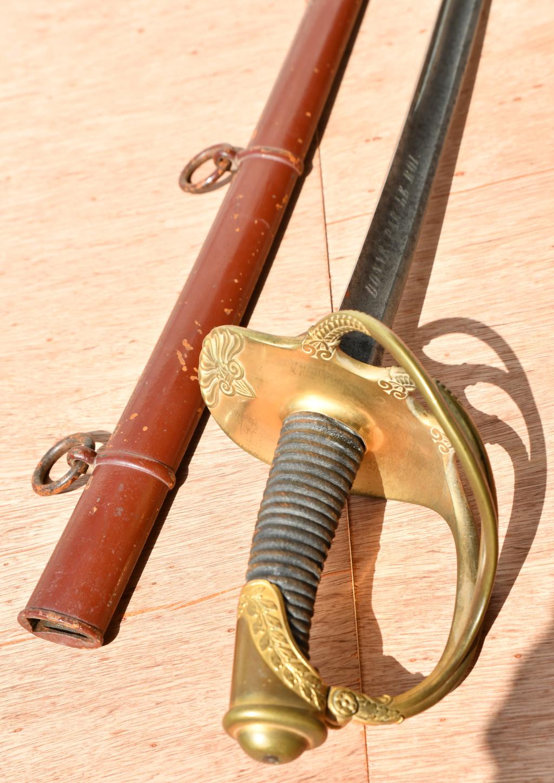 Sabre Mod. 1822 donné par le roi Dsc_5246