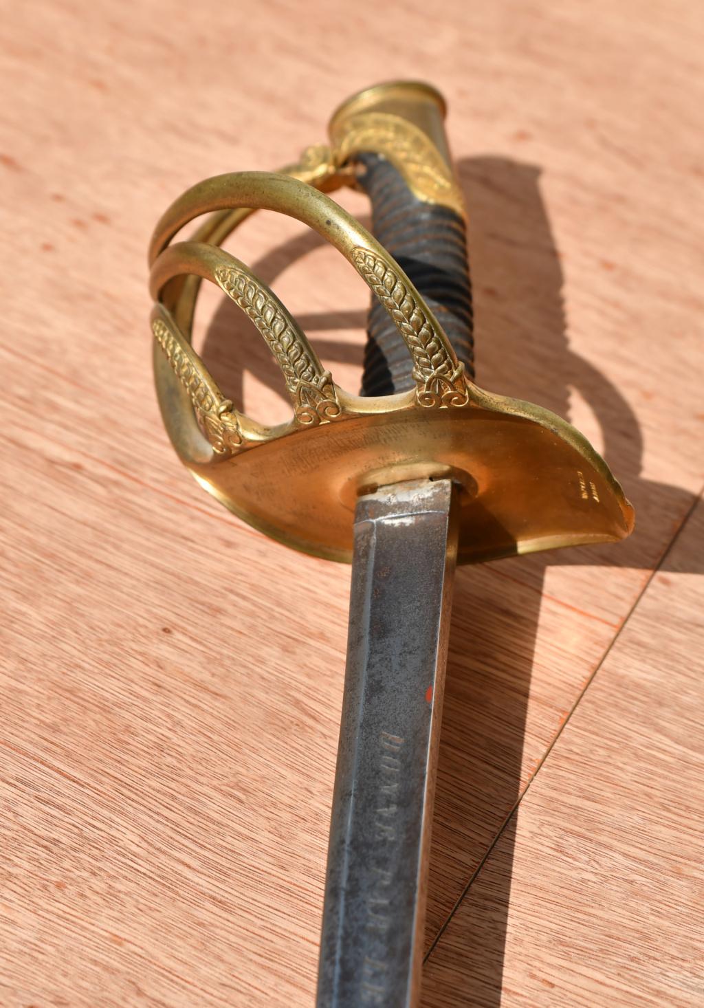 Sabre Mod. 1822 donné par le roi Dsc_5252
