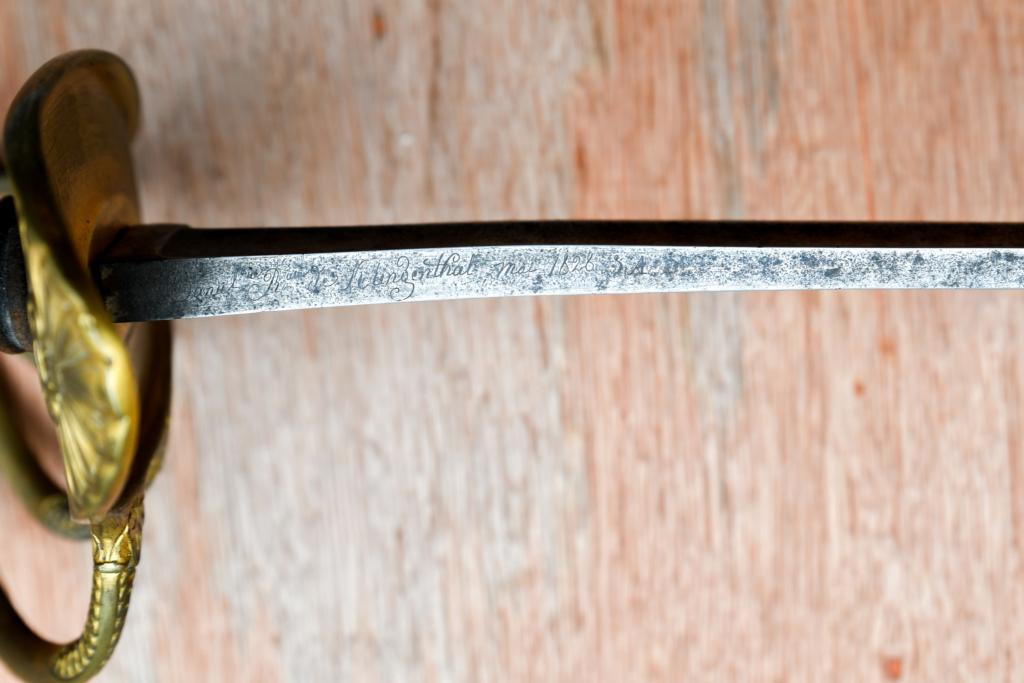 Sabre Mod. 1822 donné par le roi Dsc_5329