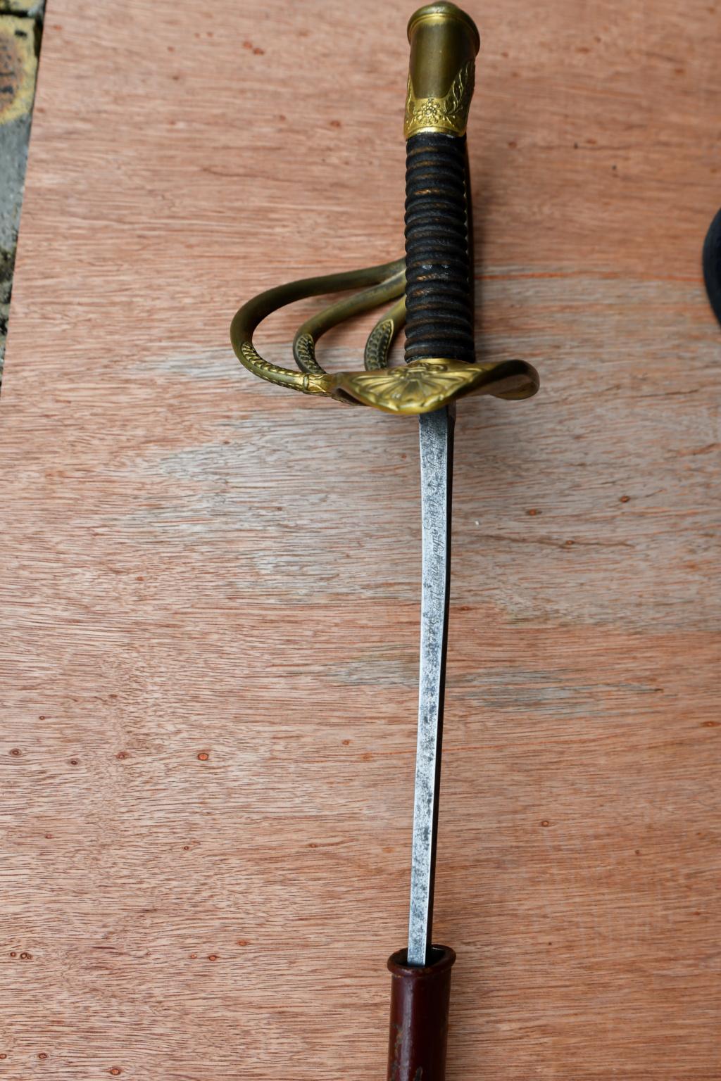 Sabre Mod. 1822 donné par le roi Dsc_5330