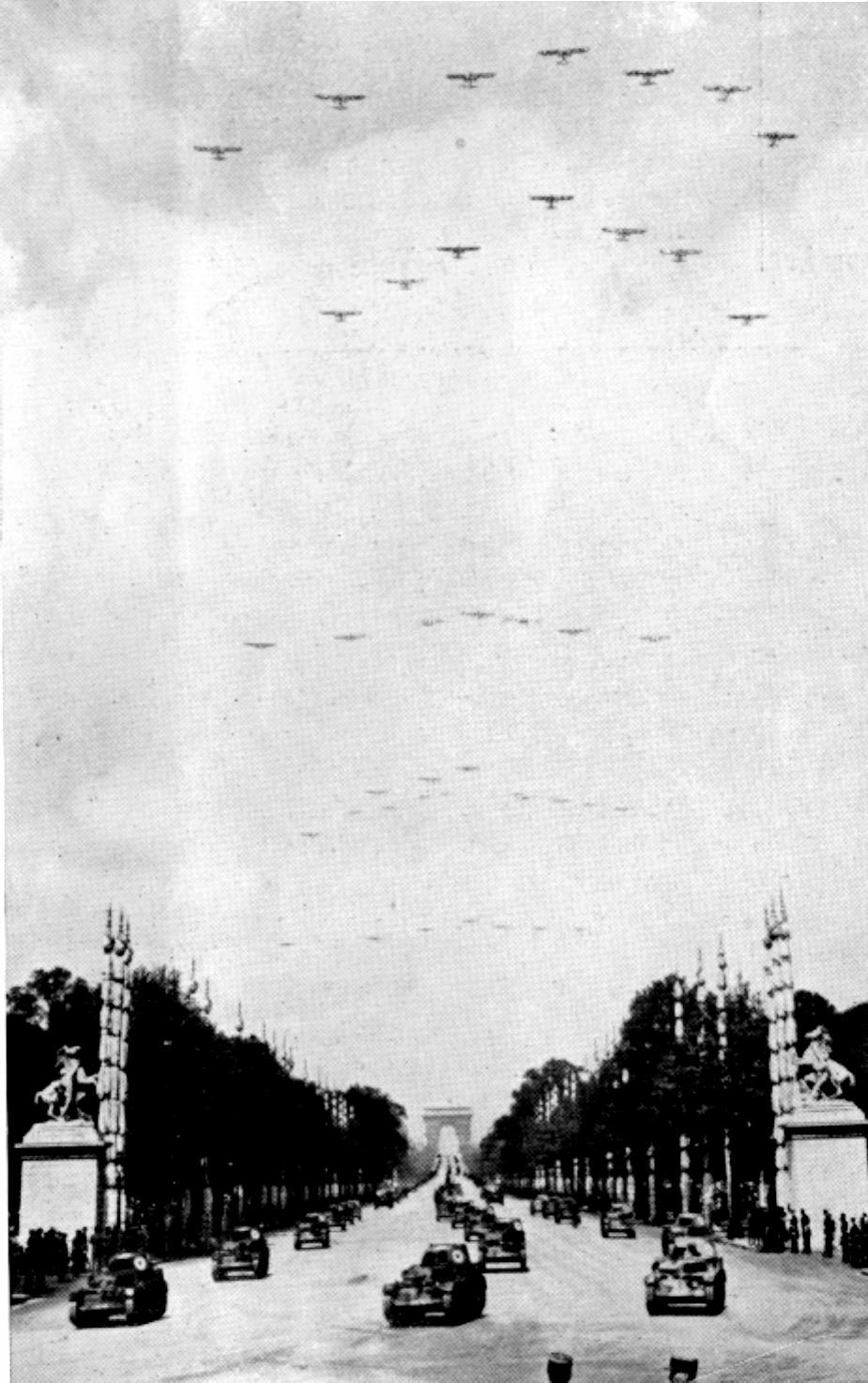 14 juillet 1938 - Journal l'Illustration Aviati11