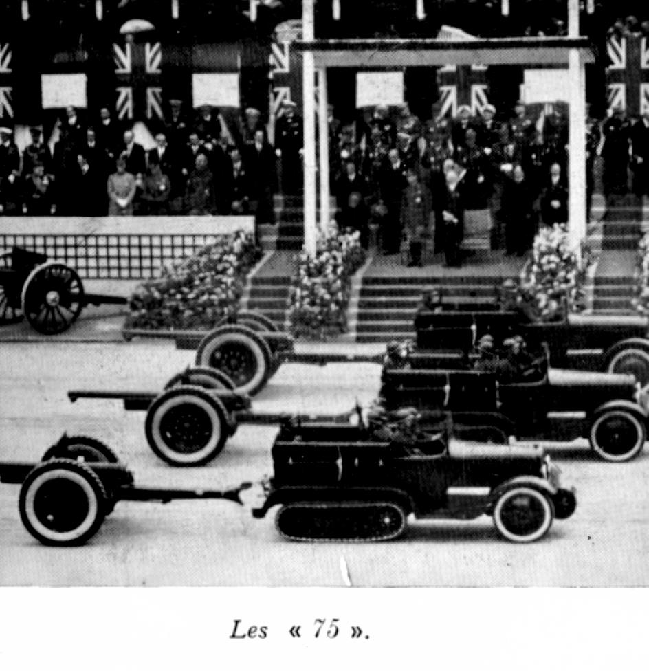 14 juillet 1938 - Journal l'Illustration Canons10