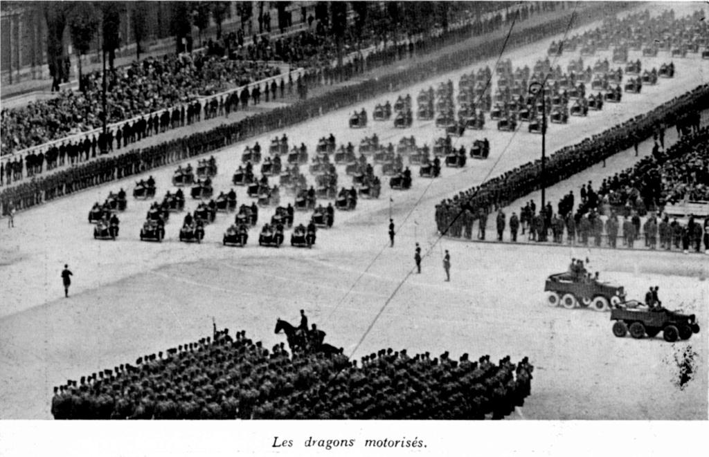 14 juillet 1938 - Journal l'Illustration Dragon11