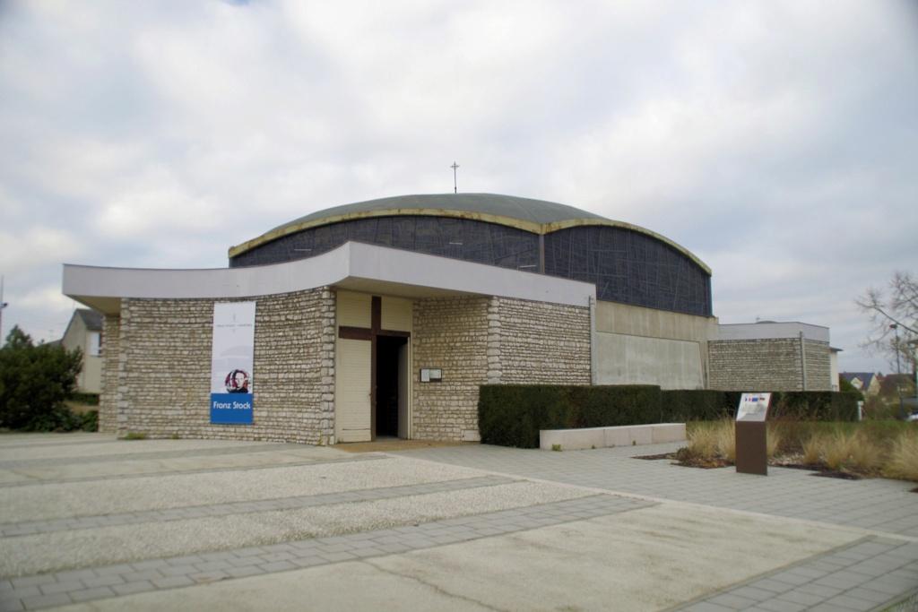 Saint-Jean-Baptiste de Rechevres - L'abbé Franz Stock  Saint-10