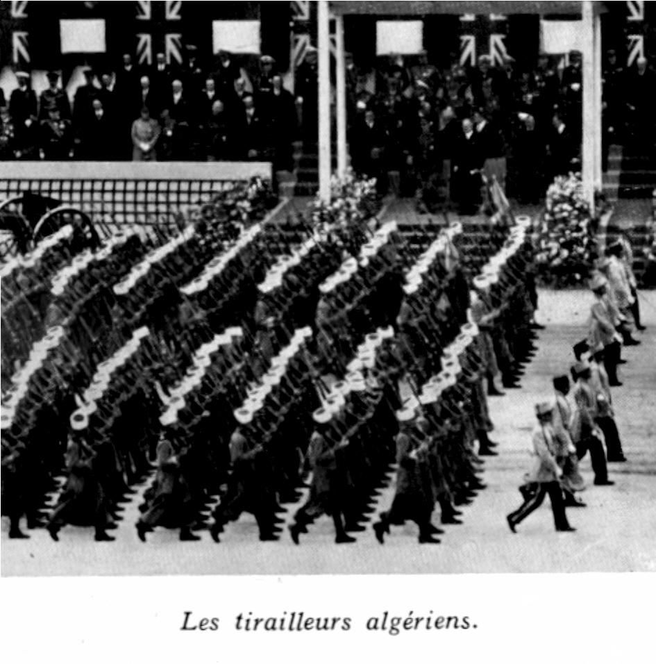 14 juillet 1938 - Journal l'Illustration Tirail10