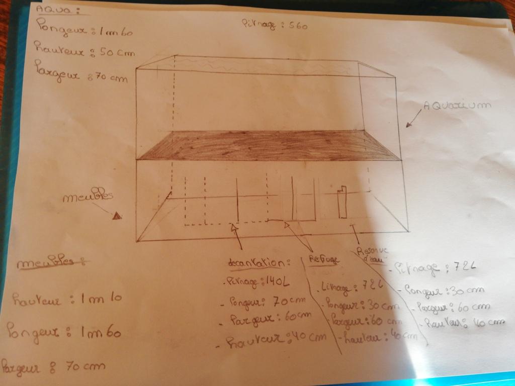 Projet création d'un aquarium 560l  16180711