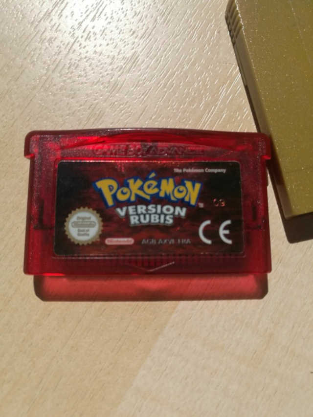 Les contrefaçons GBA - Page 9 Pokemo20