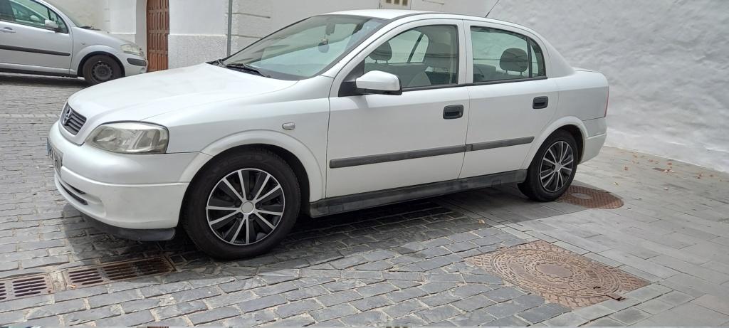 Este es mi Astra G 20210711