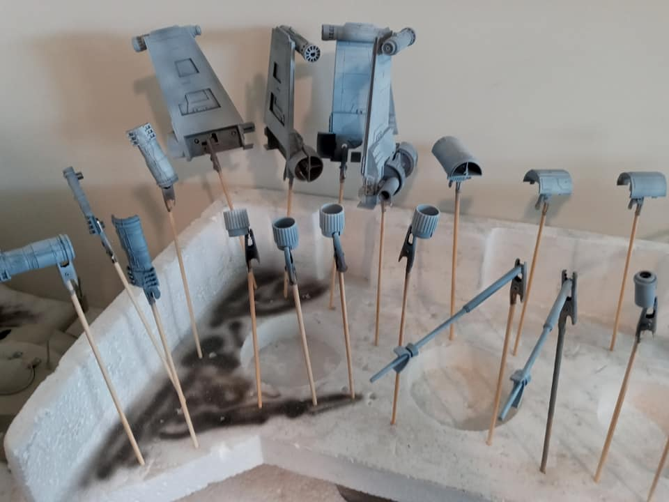 X-Wing Bandai 1/48 moving edition X_wing14