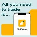 FBS Traderアプリを使って簡単に楽しくトレードしましょう! Fbstra12