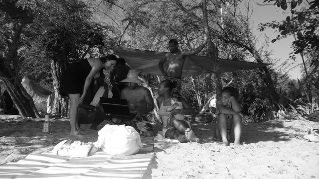 Hamacs-Party à Anse Meunier !!! Janvier et Février 2008 !!! Barbeu54