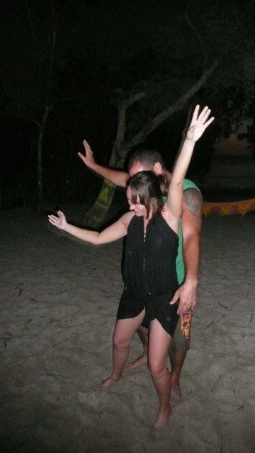 Hamacs-Party à Anse Meunier !!! Janvier et Février 2008 !!! P1080316