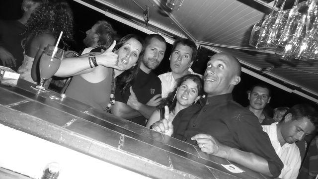Hamacs-Party à Anse Meunier !!! Janvier et Février 2008 !!! Soiree16