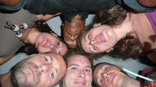 Hamacs-Party à Anse Meunier !!! Janvier et Février 2008 !!! Soiree17