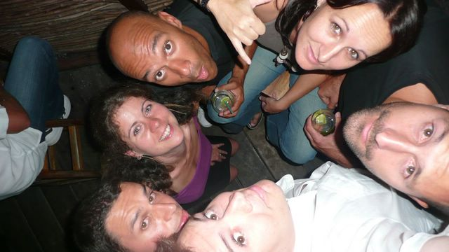 Hamacs-Party à Anse Meunier !!! Janvier et Février 2008 !!! Soiree18