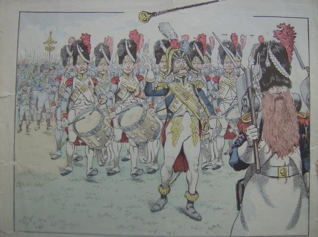 Sénot tambour-major. Napole10