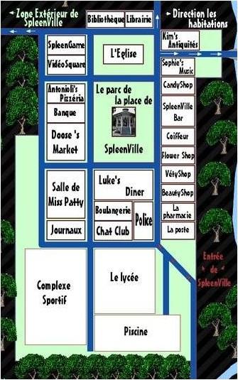 Plan de la ville ! Centre10