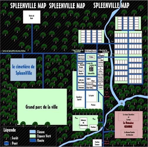 Plan de la ville ! Map10