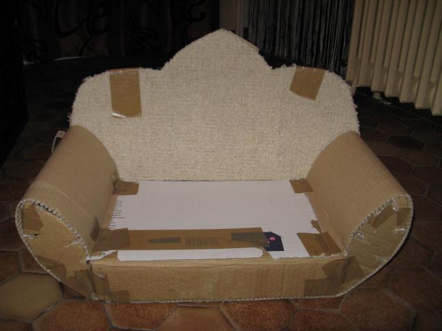 Canapé pour BJD SD Soo1210
