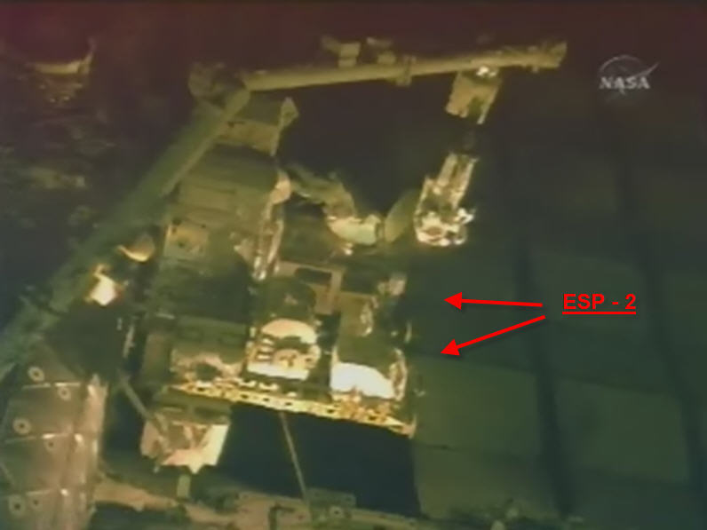 [STS123 / ISS1J/A] : EVA 3 116