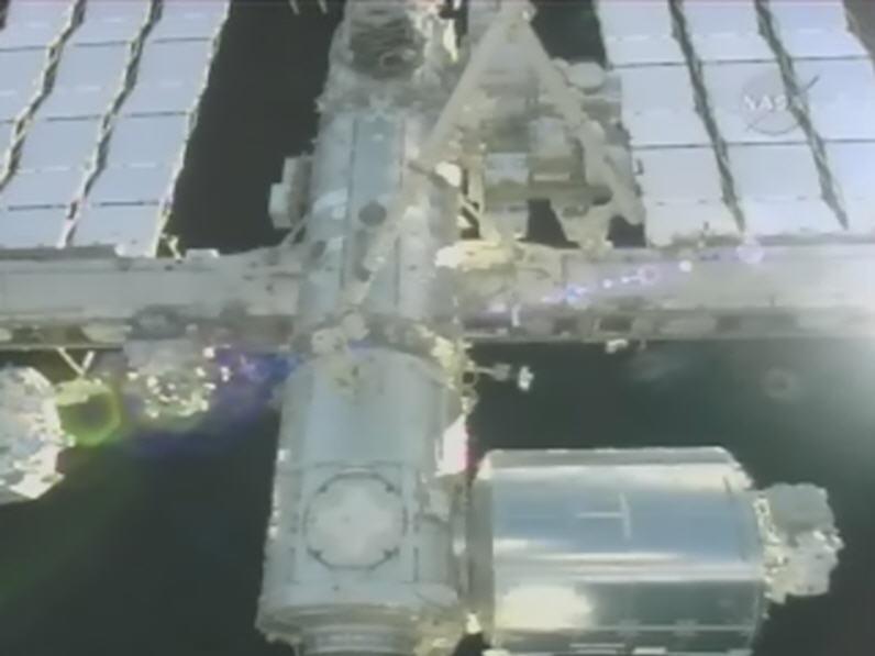[STS123 / ISS1J/A] : EVA 3 117