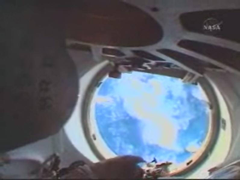 [STS123 / ISS1J/A] : EVA 5 121