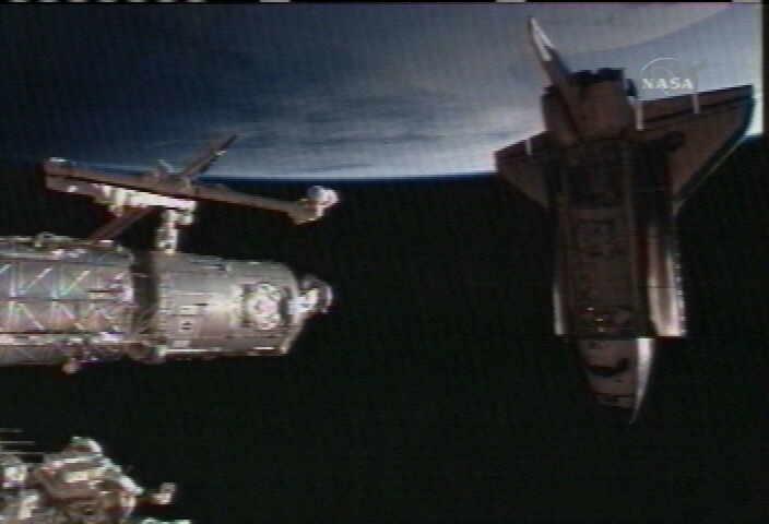 [STS123] Docking 1docki10