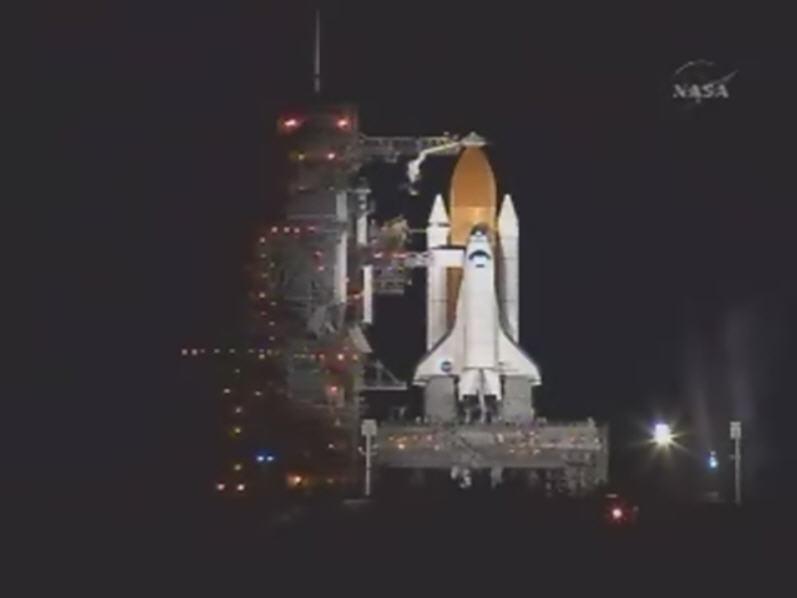 STS-123 - Lancement (Live) 210