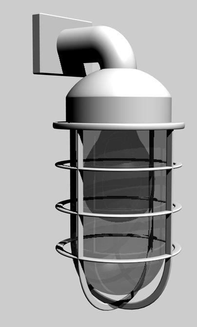 Dessins en 3D Lampe_10