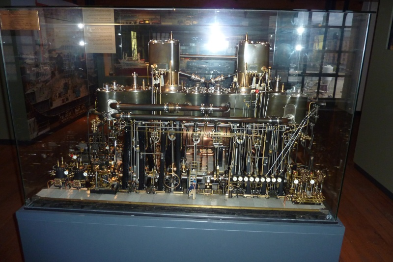 Musée maritime de Hambourg P1020421