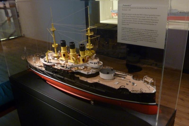 Musée maritime de Hambourg P1020426