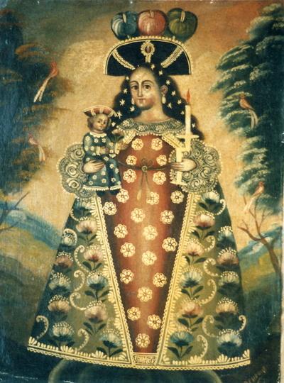 Marie et la déesse mère 12062210