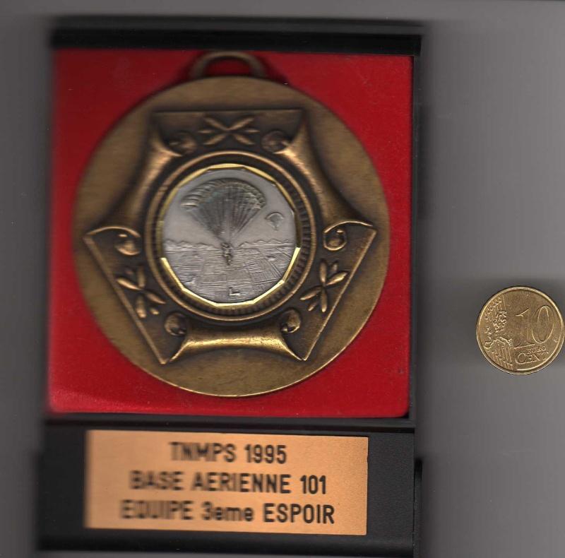 Médailles de bureau Medail17