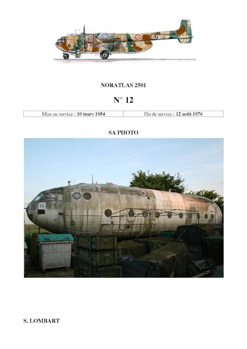 Noratlas n°12 N_1214