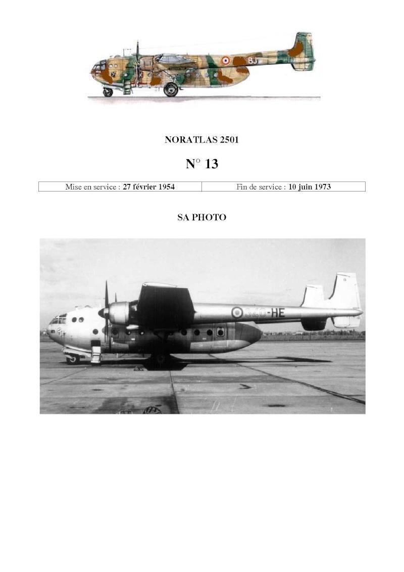 Noratlas n°13 N_1312