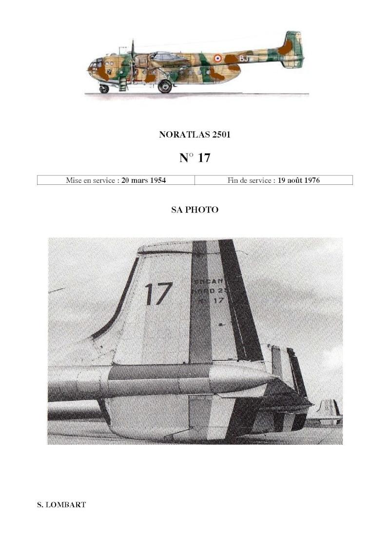 Noratlas n°17 N_1715