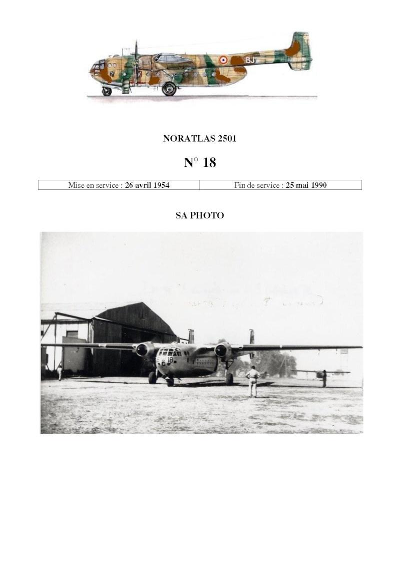 Noratlas n°18 N_1814